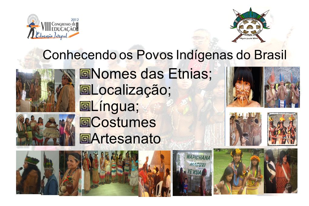 Conhecendo os Povos Indígenas do Brasil