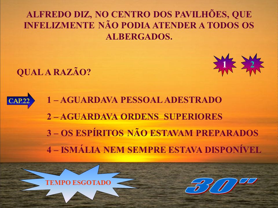 ALFREDO DIZ, NO CENTRO DOS PAVILHÕES, QUE INFELIZMENTE NÃO PODIA ATENDER A TODOS OS ALBERGADOS.