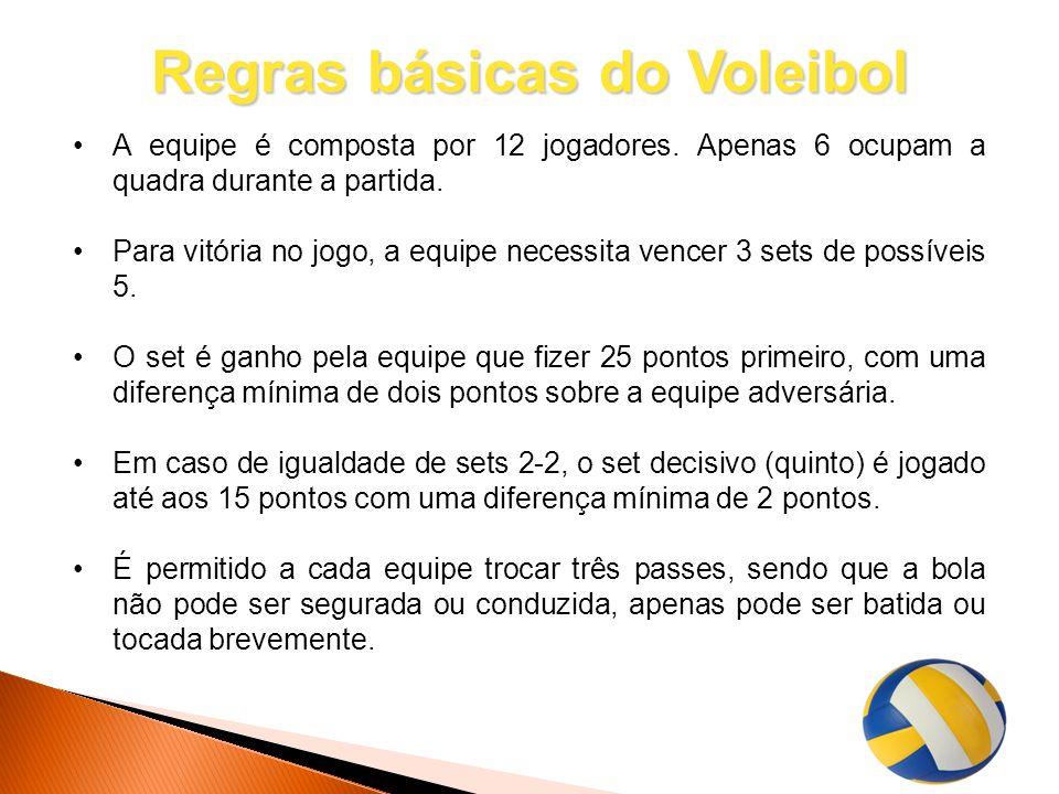 Regras Do Voleibol Educa 199 195 O F 205 Sica 4 170 Prova