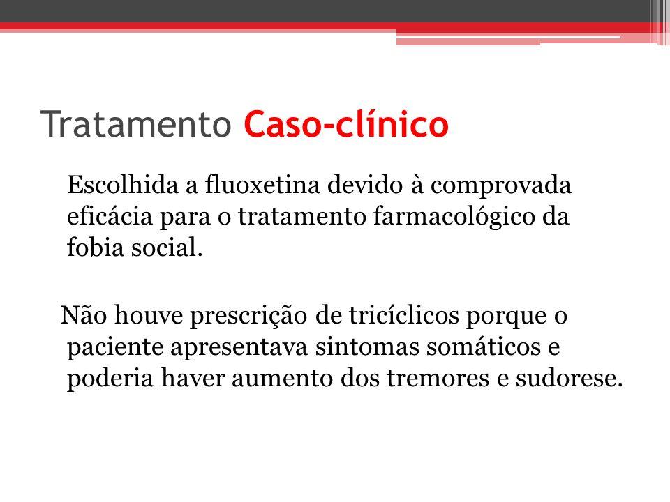 Tratamento Caso-clínico