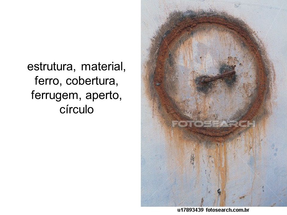 estrutura, material, ferro, cobertura, ferrugem, aperto, círculo