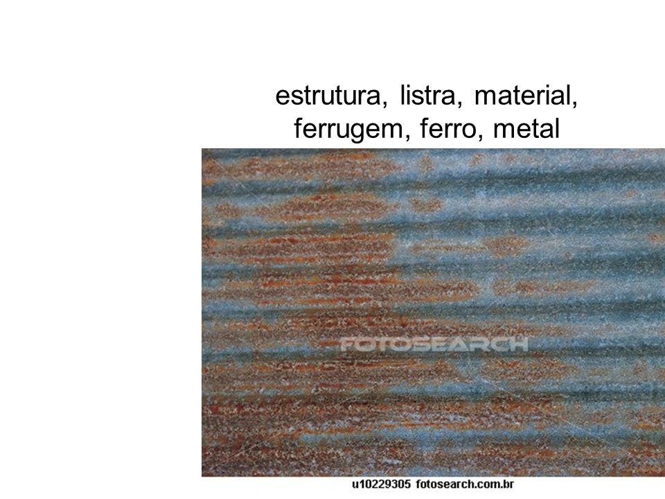 estrutura, listra, material, ferrugem, ferro, metal