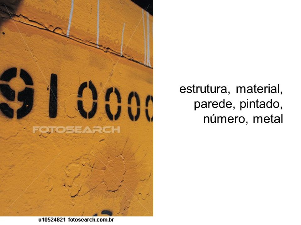 estrutura, material, parede, pintado, número, metal