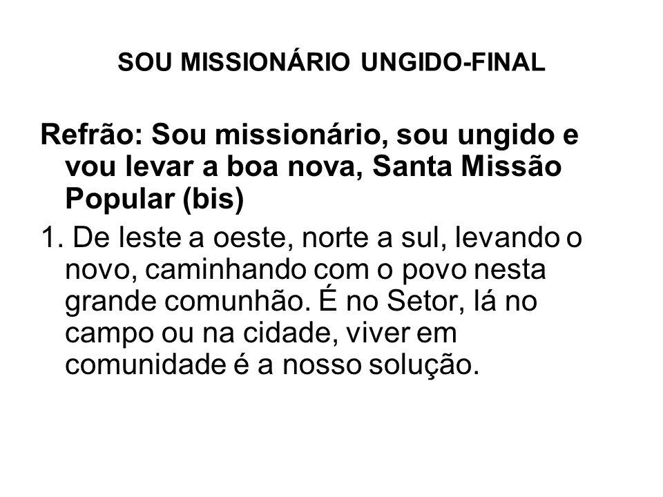 SOU MISSIONÁRIO UNGIDO-FINAL