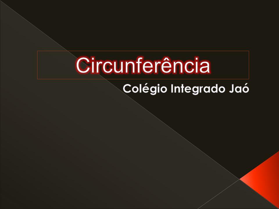 Circunferência Colégio Integrado Jaó