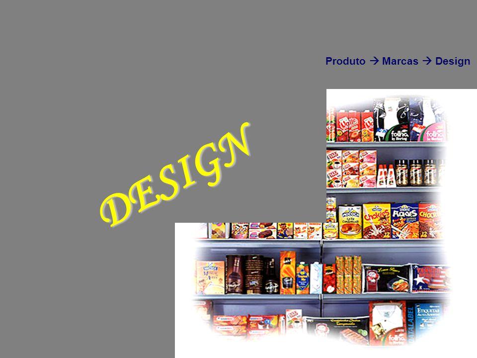 Produto  Marcas  Design