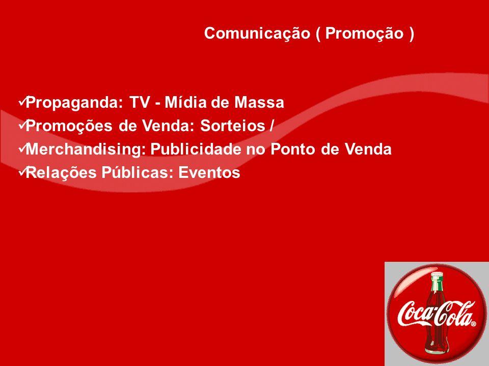 Comunicação ( Promoção )