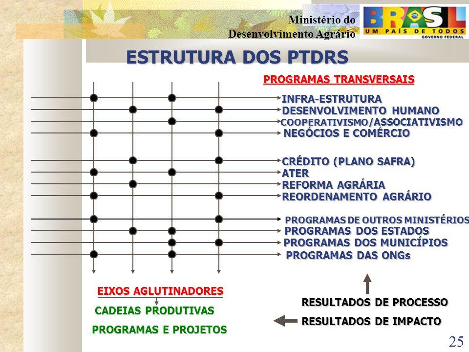 PROGRAMAS TRANSVERSAIS