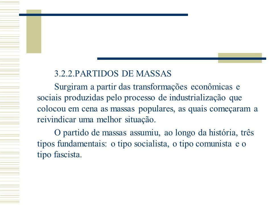 3.2.2.PARTIDOS DE MASSAS