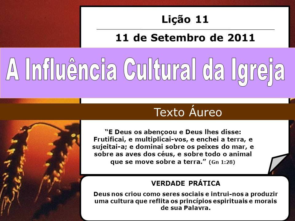 A Influência Cultural da Igreja