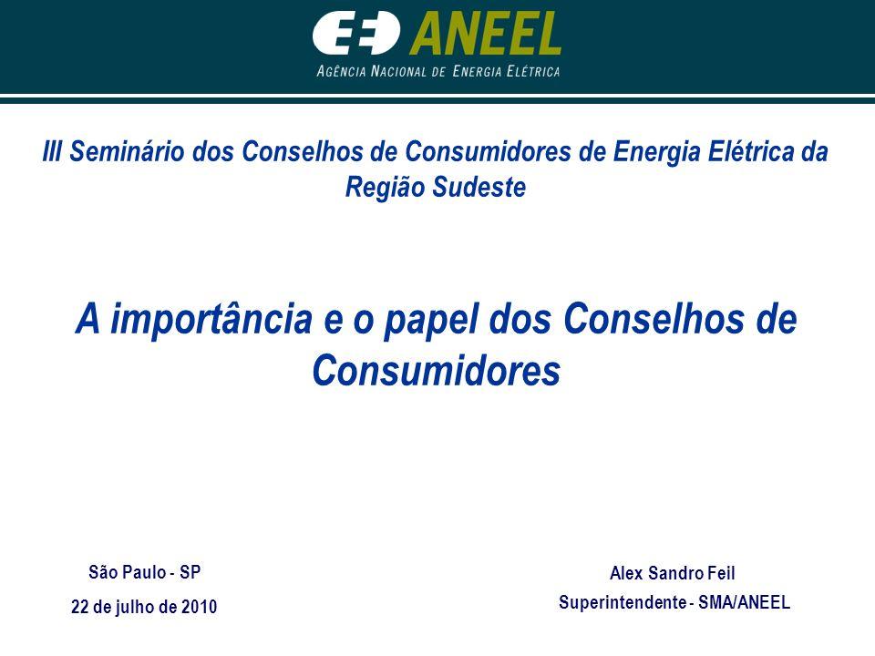 A importância e o papel dos Conselhos de Consumidores