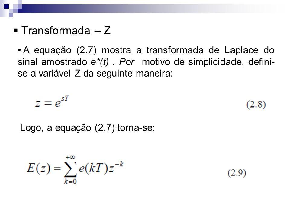 Transformada – Z