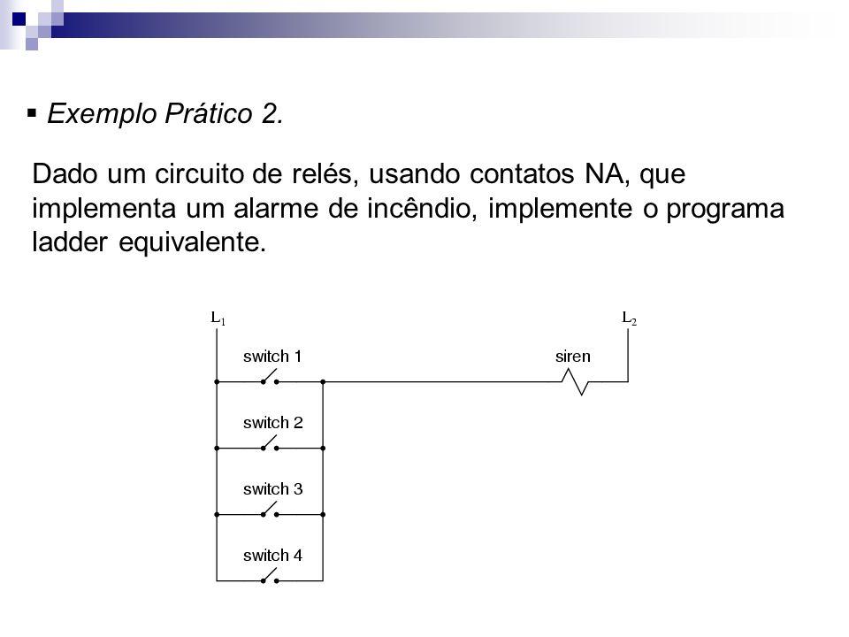 Exemplo Prático 2.