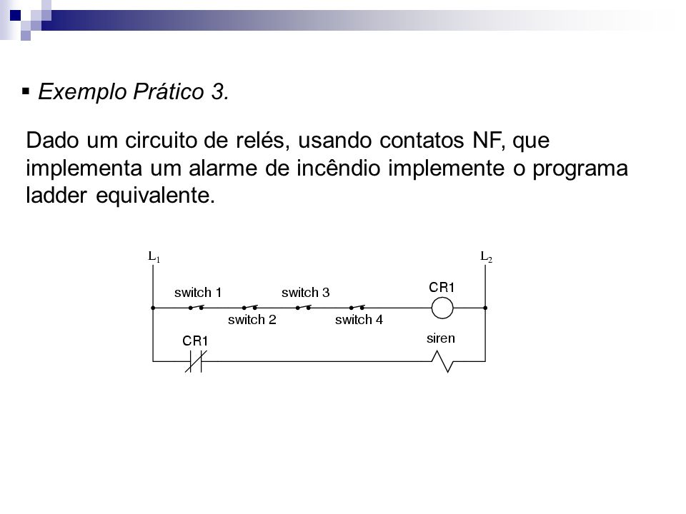 Exemplo Prático 3.