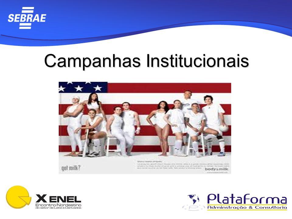 Campanhas Institucionais