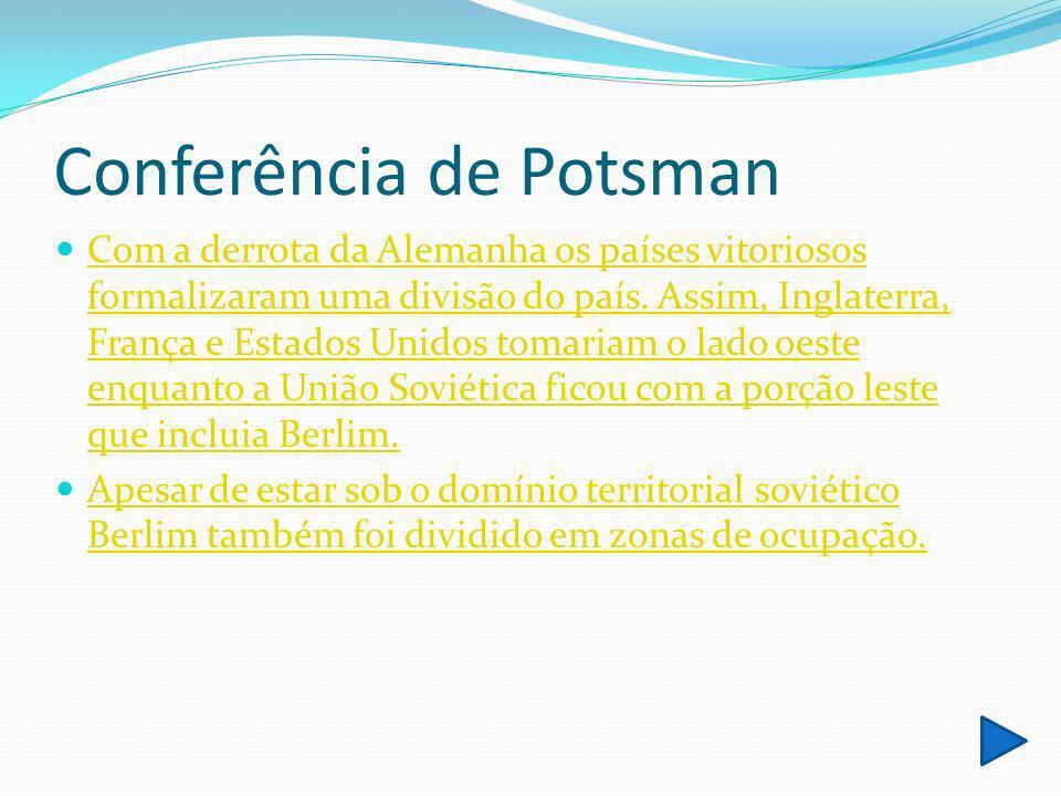 Conferência de Potsman
