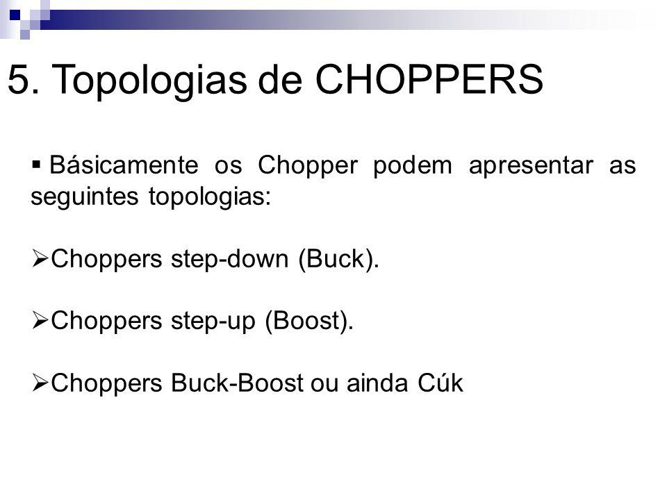 5. Topologias de CHOPPERS