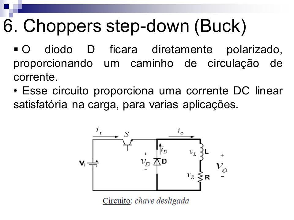 6. Choppers step-down (Buck)