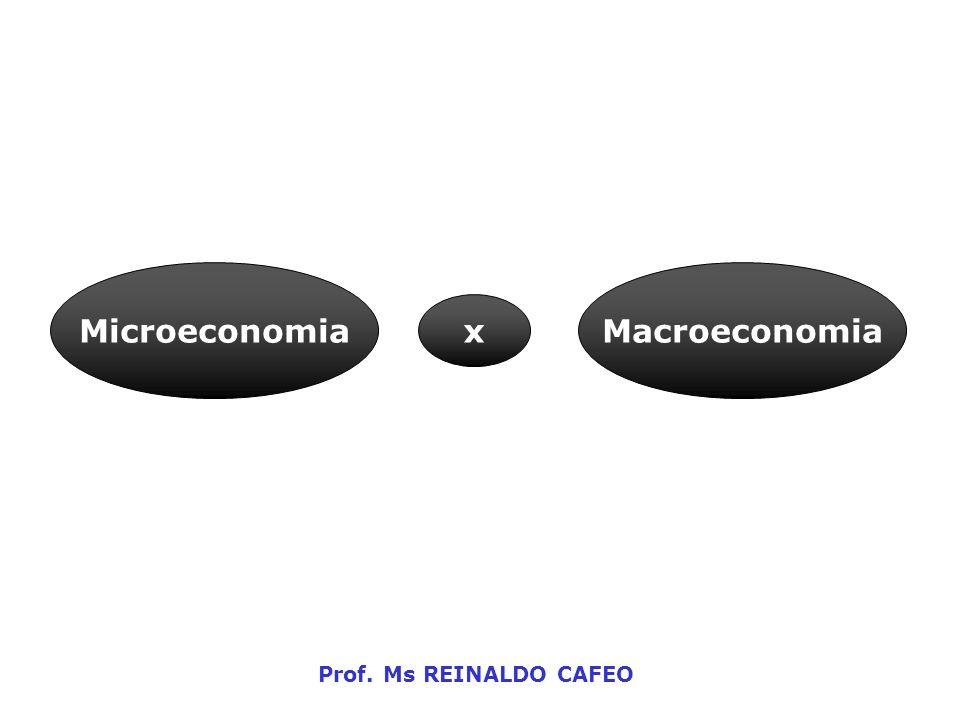 Microeconomia Macroeconomia x