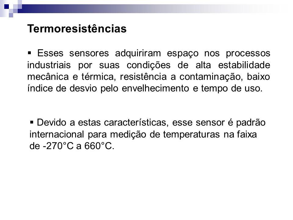 Termoresistências