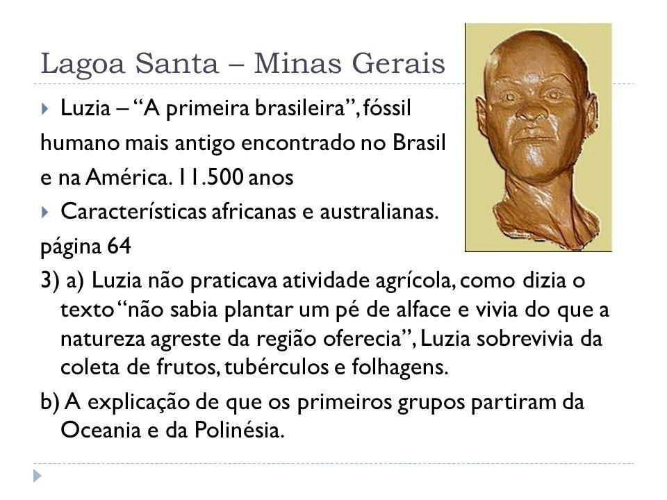 Lagoa Santa – Minas Gerais