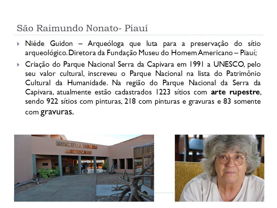 São Raimundo Nonato- Piauí