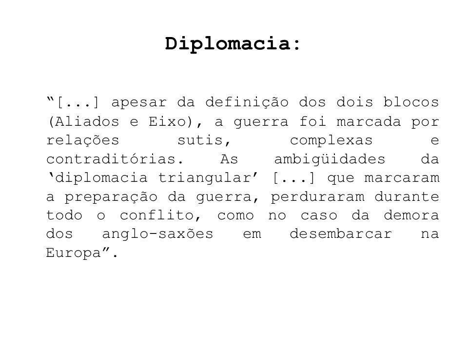 Diplomacia: