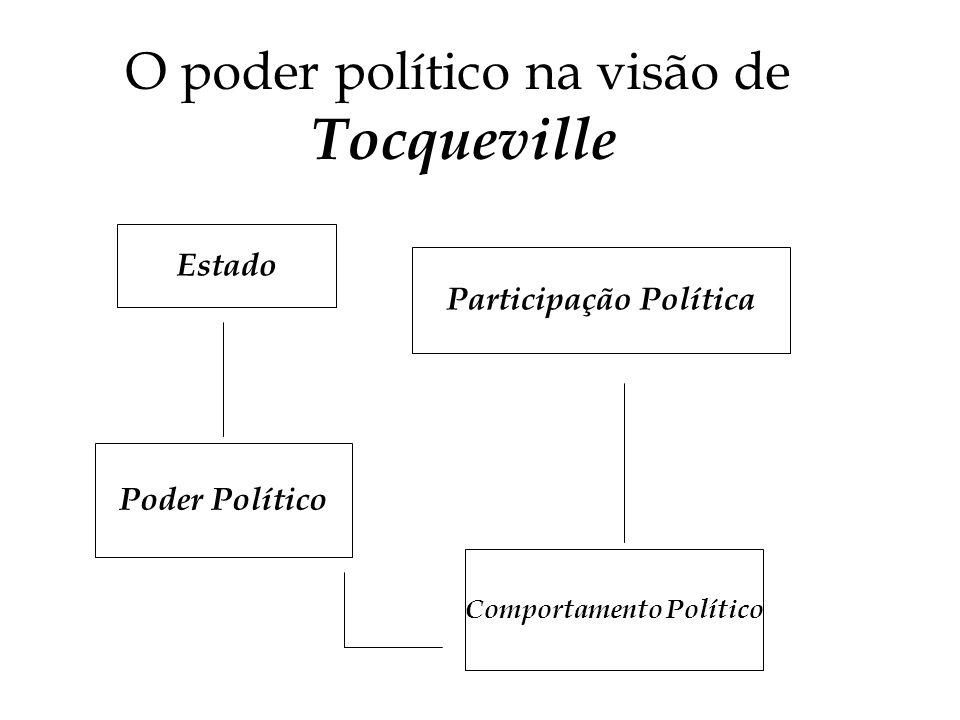 Participação Política Comportamento Político