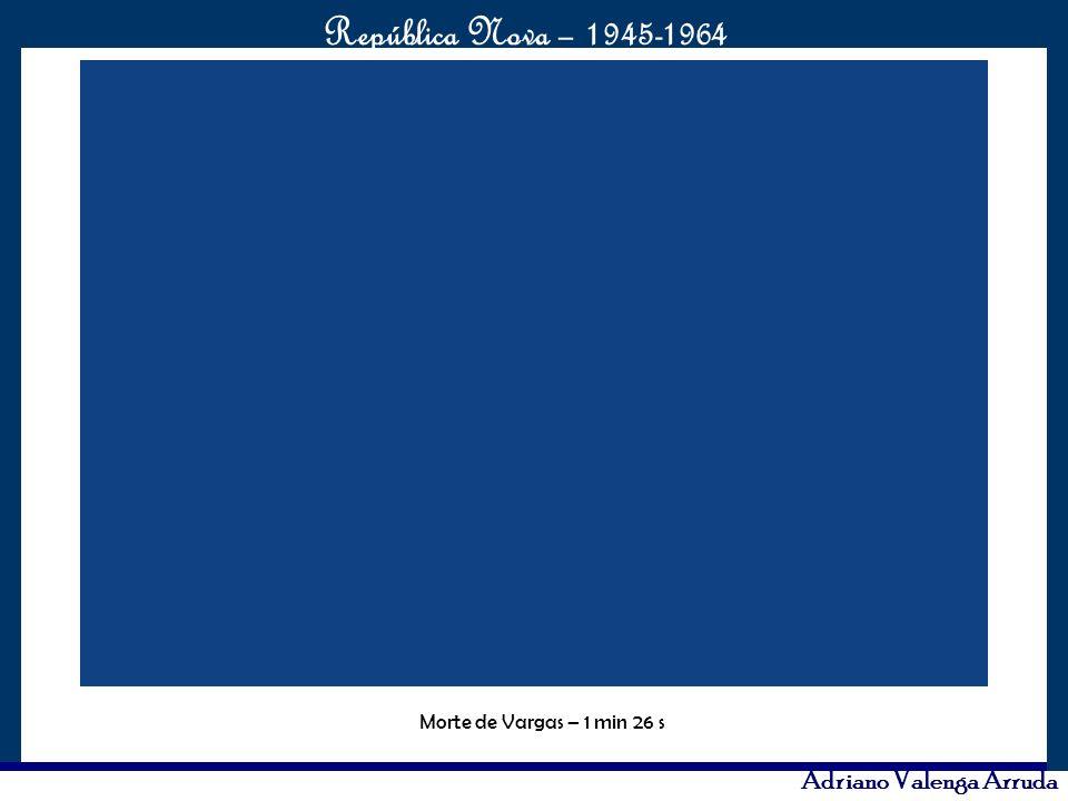 Morte de Vargas – 1 min 26 s