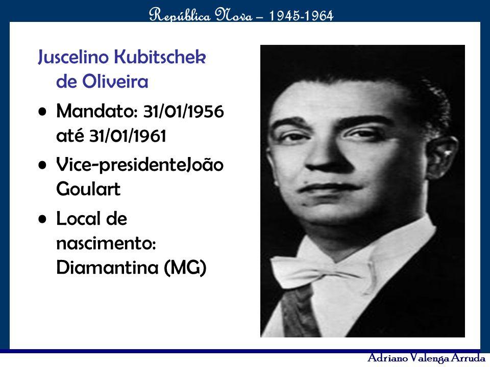 Juscelino Kubitschek de Oliveira