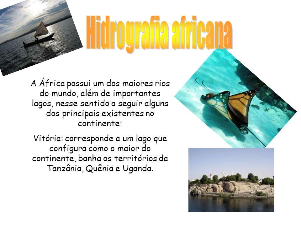Hidrografia africana