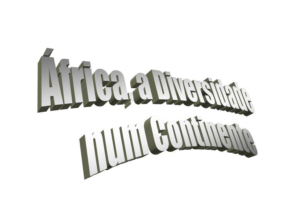 África, a Diversidade num Continente