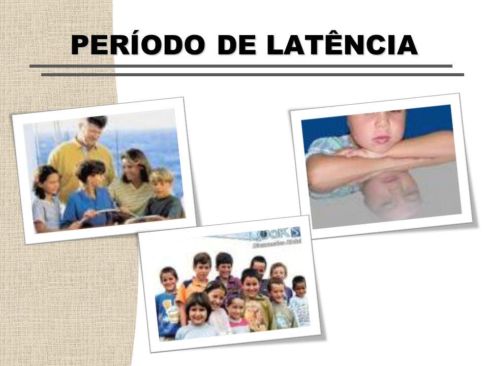 PERÍODO DE LATÊNCIA