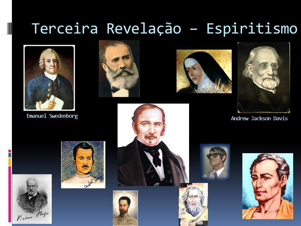 Terceira Revelação – Espiritismo