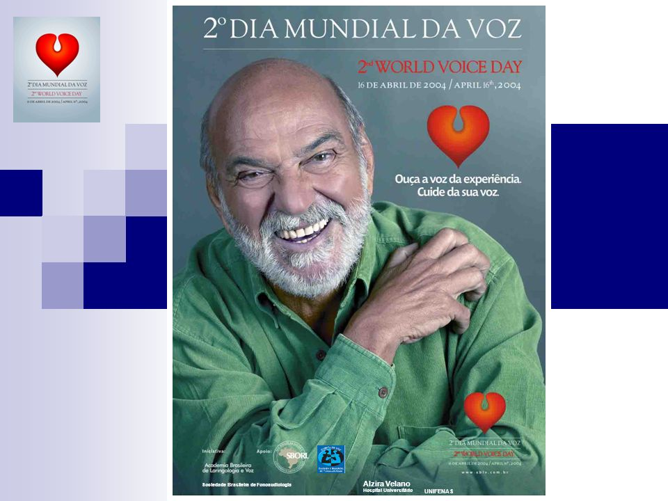 Alzira Velano UNIFENAS Sociedade Brasileira de Fonoaudiologia