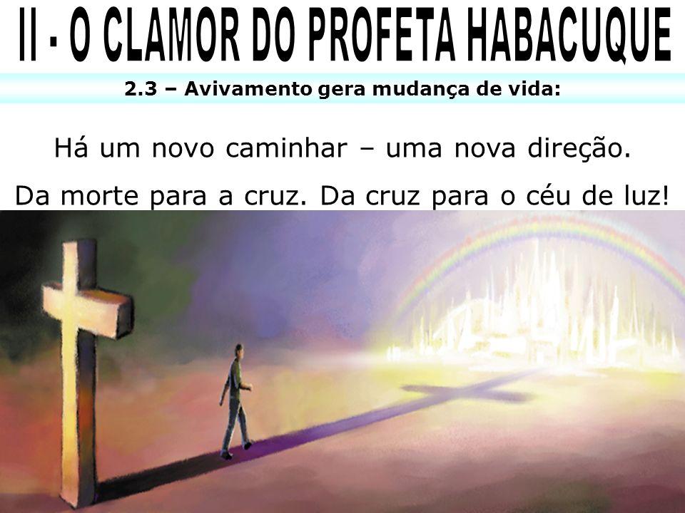 II - O CLAMOR DO PROFETA HABACUQUE