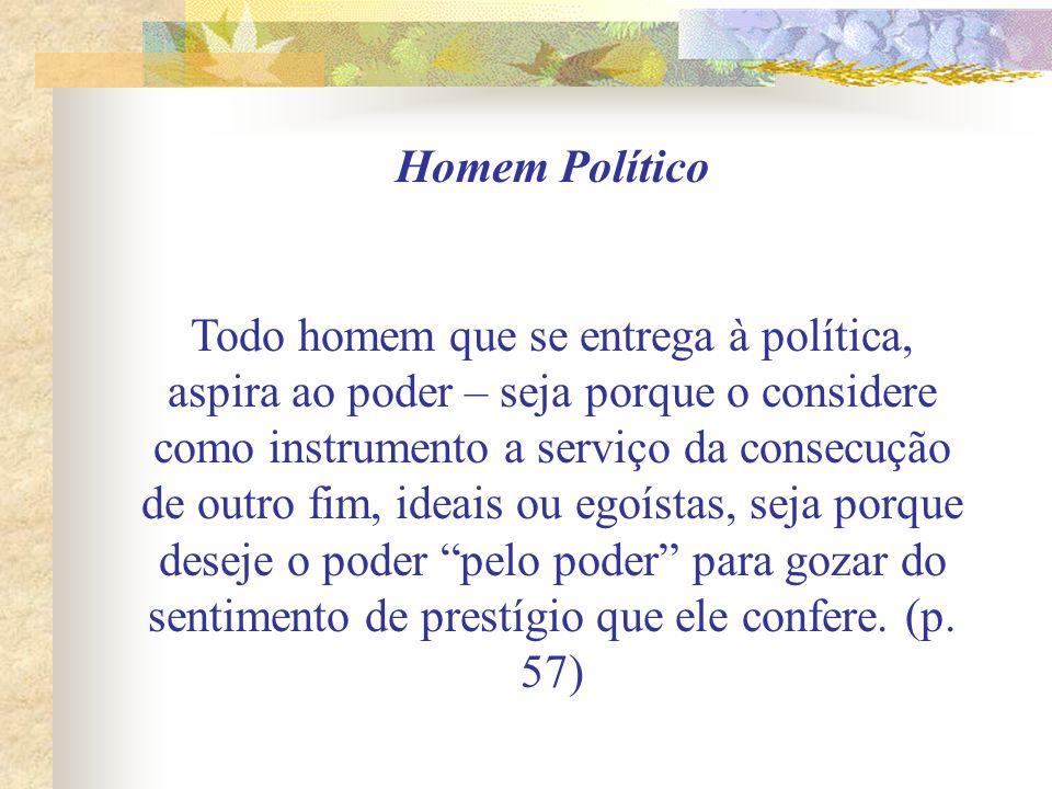 Homem Político
