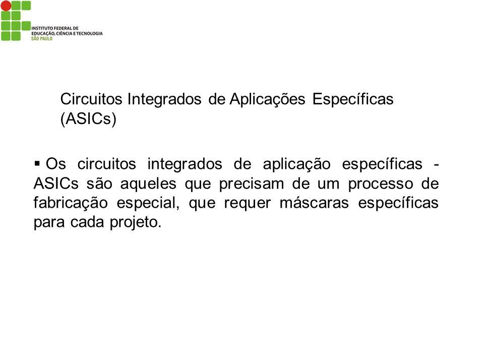 Circuitos Integrados de Aplicações Específicas (ASICs)