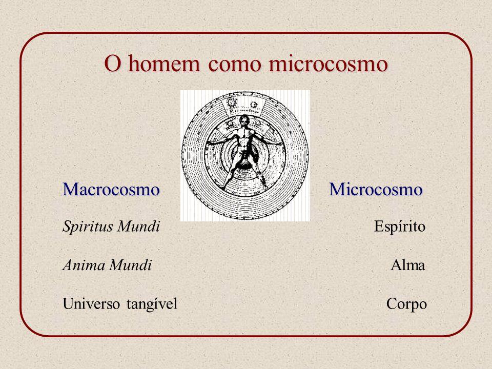 O homem como microcosmo