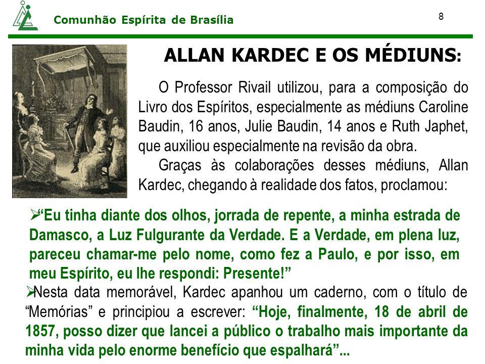 Comunhão Espírita de Brasília