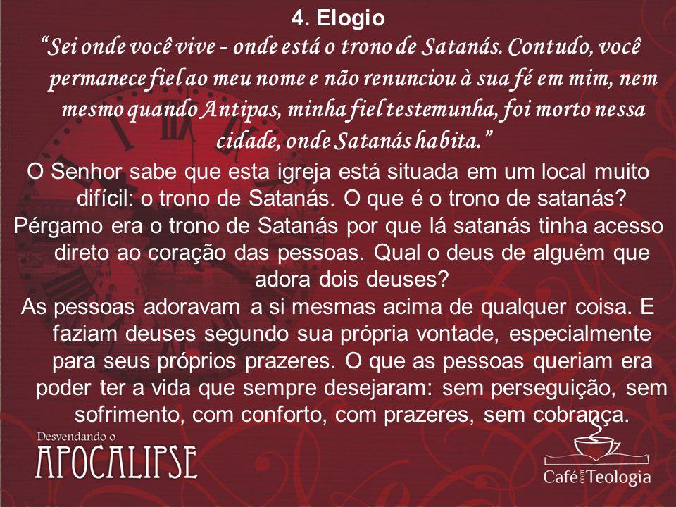 4. Elogio