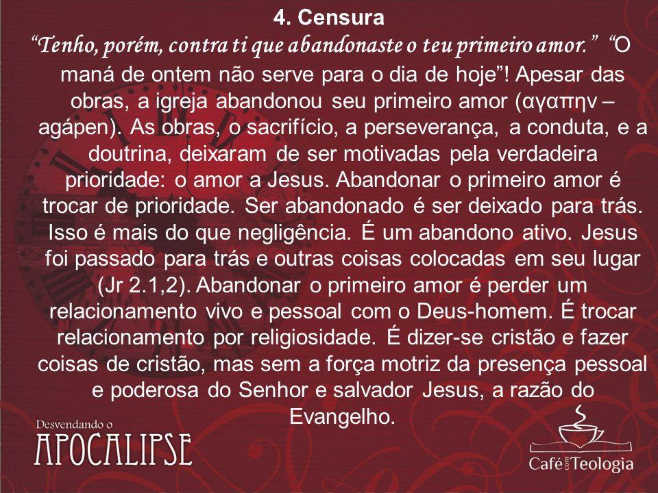 4. Censura