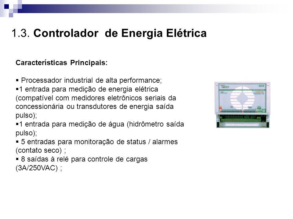 1.3. Controlador de Energia Elétrica