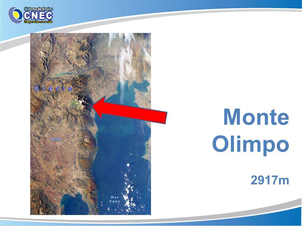 Monte Olimpo 2917m