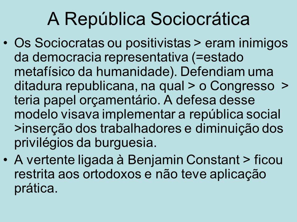 A República Sociocrática