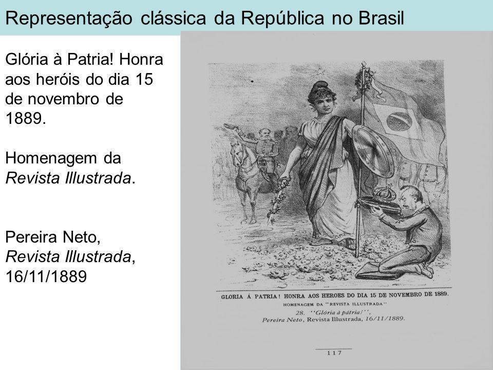 Representação clássica da República no Brasil