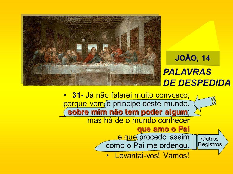 PALAVRAS DE DESPEDIDA JOÃO, 14