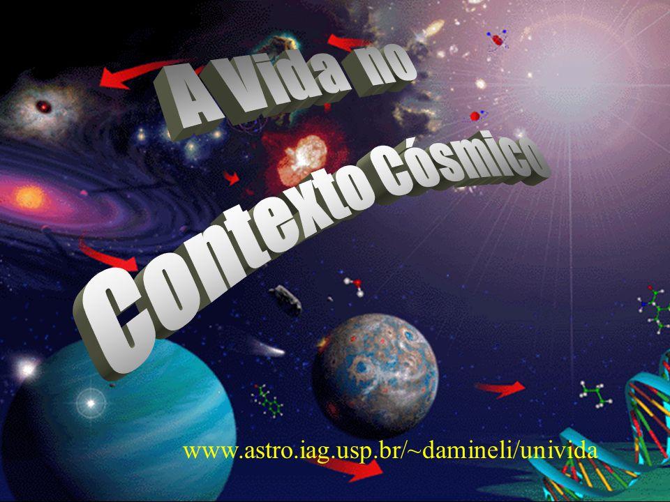Contexto Cósmico A Vida no