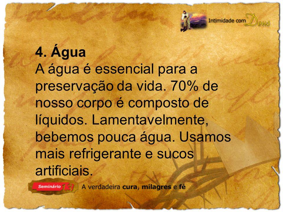 4. Água