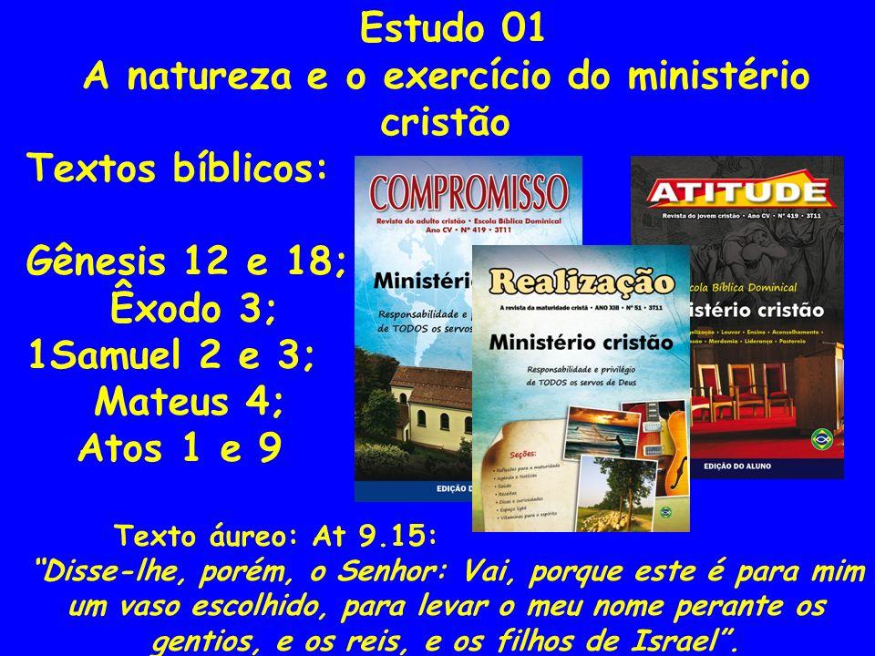 A natureza e o exercício do ministério cristão